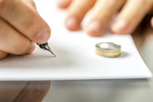 Dividing a Military Pension in a Divorce