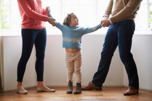 Determining Your Roles in the Parenting Process During a Divorce